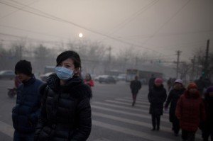 Trung Quốc 'sốt vó' làm sạch không khí
