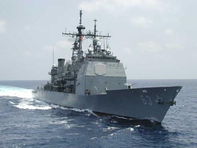 Tàu chiến USS Cowpens (Mỹ)