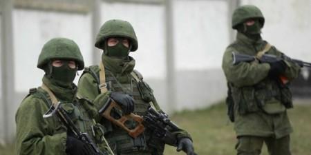 Bán đảo Crimea là một trong ba mặt trận chính của Nga chống lại mối đe dọa từ NATO.