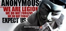 Biểu tượng của Anonymous.