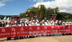 Trung Quốc đầu tư xây dựng kênh đào Nicaragua nối liền Đại Tây Dương và Thái Bình Dương. Ảnh: AFP-TTXVN.