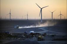 Trang trại gió Gansu có giá 17,5 tỷ USD được mong đợi sẽ đạt công suất 20.000 MW đến năm 2020.
