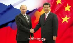 Nga không nằm ngoài cuộc chơi ở châu Á (ảnh: Reuters)