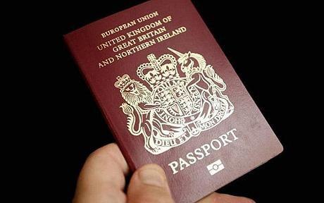 Công dân có hộ chiếu Anh được miễn thị thực ở 173 nước. Ảnh: Gettyimages.