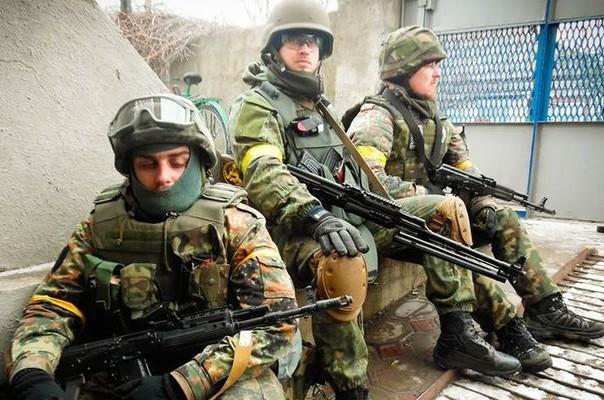 Liệu những người lính Ukraina có được nghỉ ngơi?