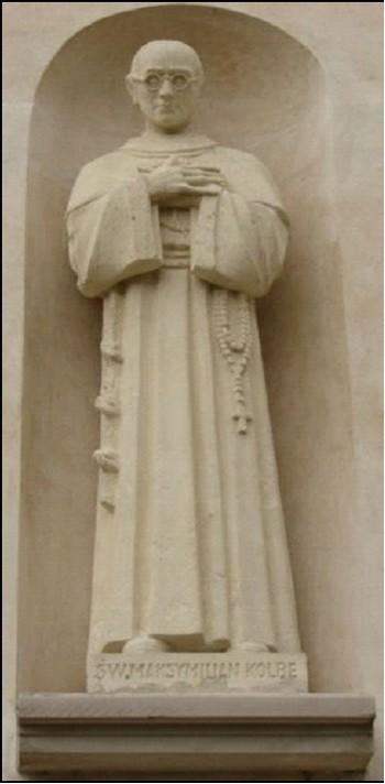 Thánh Maksymilian Maria Kolbe (1894-1941)