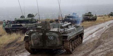 Lực lượng vũ trang Ukraina. Ảnh: bộ quốc phòng Ukraina cung cấp.