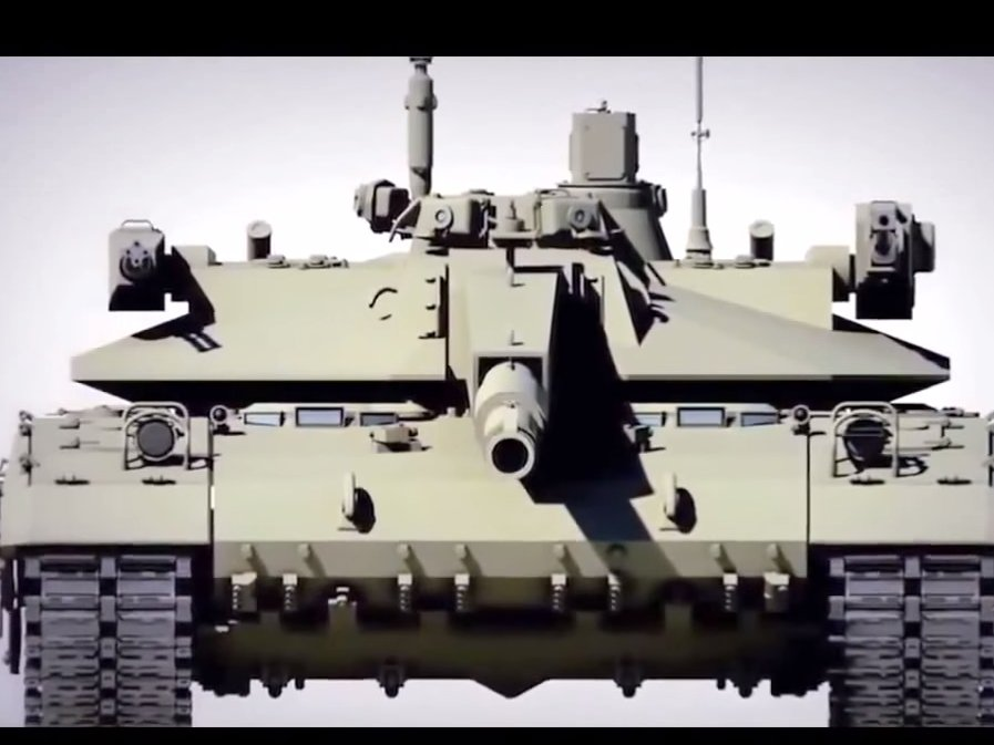 this-prototype-will-be-russias-most-advanced-battle-tank-the-armata-as-well-as-forming-the-basis-for-other-armoured-vehicles-its-expected-to-be-showcased-in-mosc