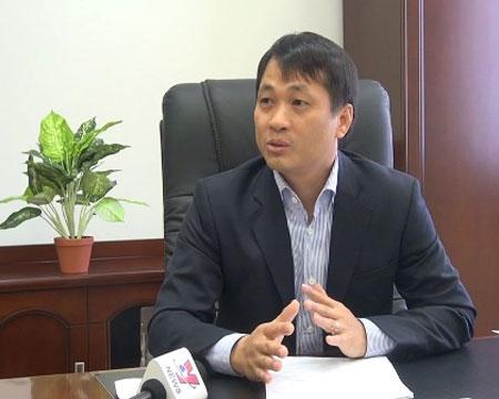 """Ông Trần Quốc Triệu - """"tác giả"""" của """"Crimea mới"""""""