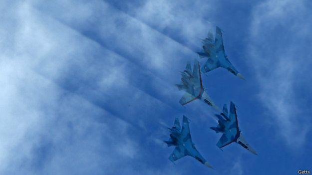 Trung Quốc đã mua của Nga hai lô hàng, mỗi lô 24 chiếc SU-27 hồi thập niên 1990