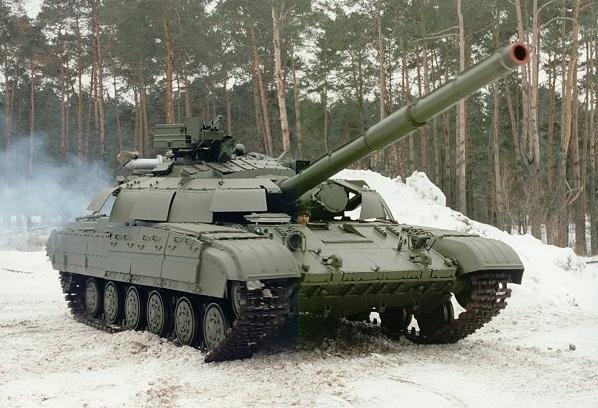 Xe tăng T-64B