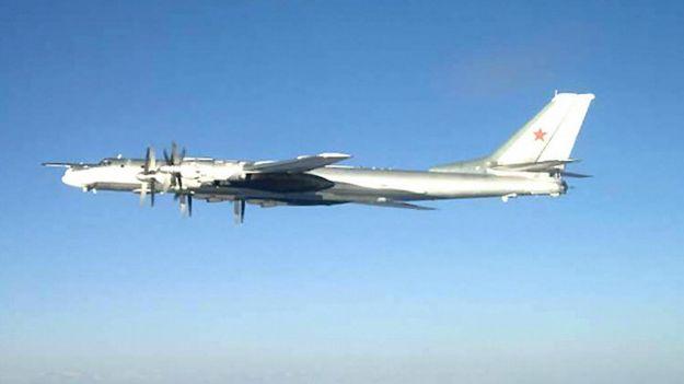 Chiến đấu cơ Tu-95 của Nga: Mỹ lo ngại Nga gia tăng các chuyến bay 'khiêu khích'