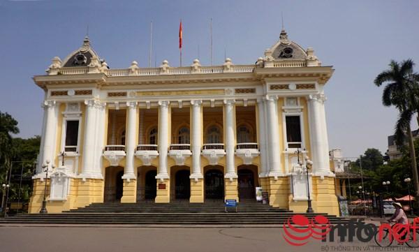 Nhà Hát Lớn Thành phố Hà Nội