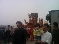 Người dân tham gia lễ hội