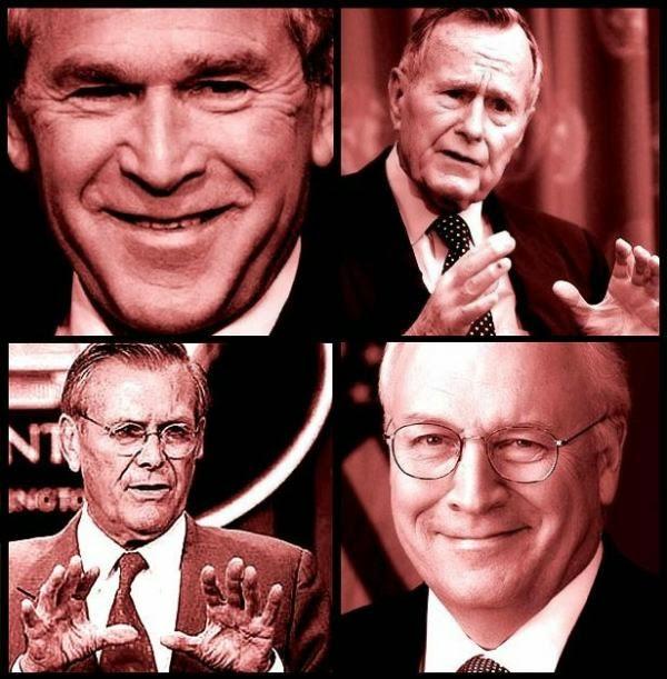 Những kẻ thái nhân cách tiêu biểu trong chính trị