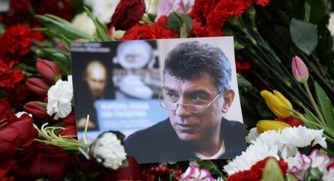 Người dân Nga tưởng niệm ông Boris Nemtsov, người đã bị giết hại vào đêm ngày 27/2.