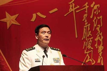 Tướng Sun Jianguo cho rằng mối quan hệ căng thẳng với Mỹ giúp tạo đà để Trung Quốc vươn lên.