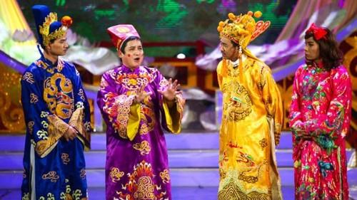 Chương trình Táo quân là món ăn tinh thần quen thuộc của người dân  Việt Nam