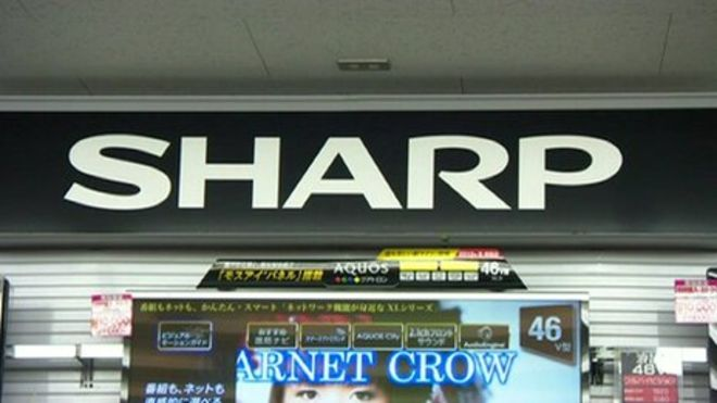 Sharp đã thua 3 trong 4 năm gần đây.