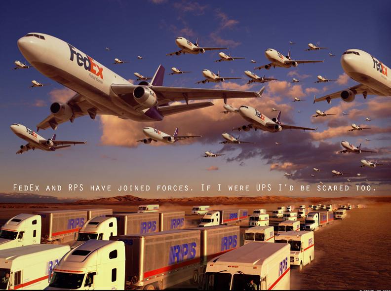 FedEx ngày nay đã trở thành tập đoàn vận chuyển hàng đầu của Mỹ và thế giới