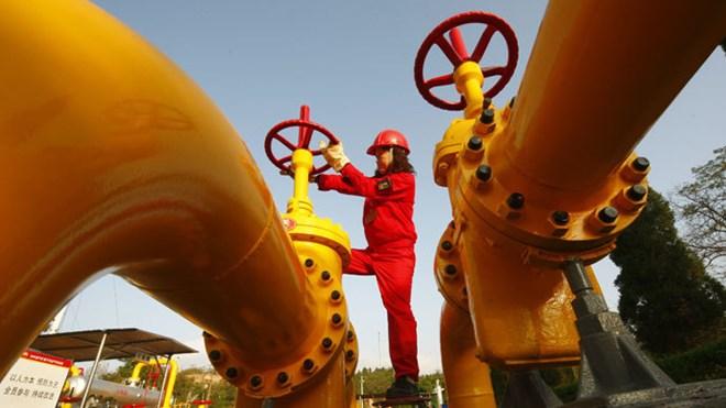 Trung Quốc cần năng lượng của Nga cho nền kinh tế đang tăng trưởng của mình. (Ảnh minh họa)