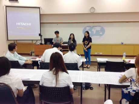 Buổi xác lập kỷ lục về trí nhớ của Dương Anh Vũ tại  Đại học Chulalongkorn (Thái Lan)