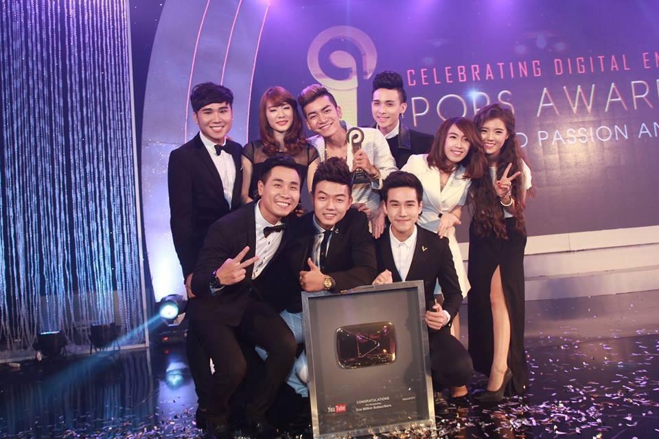 Nhóm hài BB&BG là một trong số ít nhóm làm phim ngắn ở Việt Nam có clip cán mốc hàng triệu lượt xem