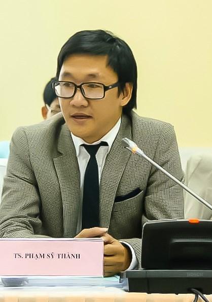 TS. Phạm Sỹ Thành - Giám đốc Chương trình Nghiên cứu Kinh tế Trung Quốc thuộc VEPR (VCES)