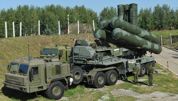 Tên lửa S-400 của Nga