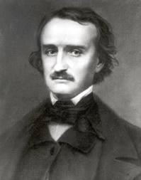 Nhà văn Edgar Poe