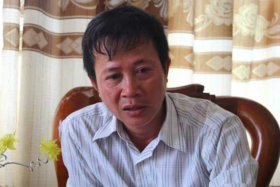 Anh Trần Hải Triều, em trai anh Tuấn Anh.
