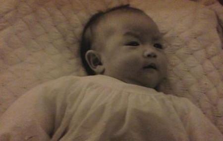 Le Thi Ha trong một bức ảnh cũ chụp năm 1975 (Ảnh: NVCC)