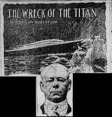 M. Roberson và cuốn sách Tai nạn tàu Titan