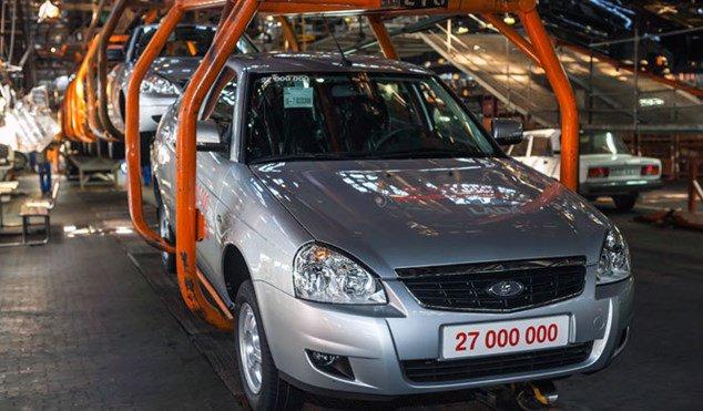 Thương hiệu xe Lada bị khai tử năm 2012, nhưng 7 tháng sau đã hồi sinh