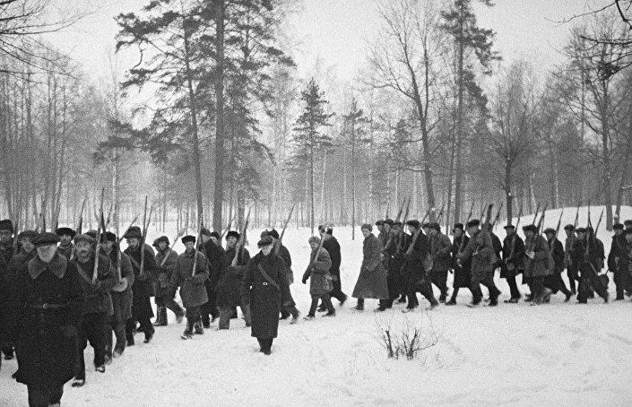 Chiến dịch phòng thủ Moskva