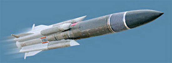 Tên lửa chống radar Kh-31P