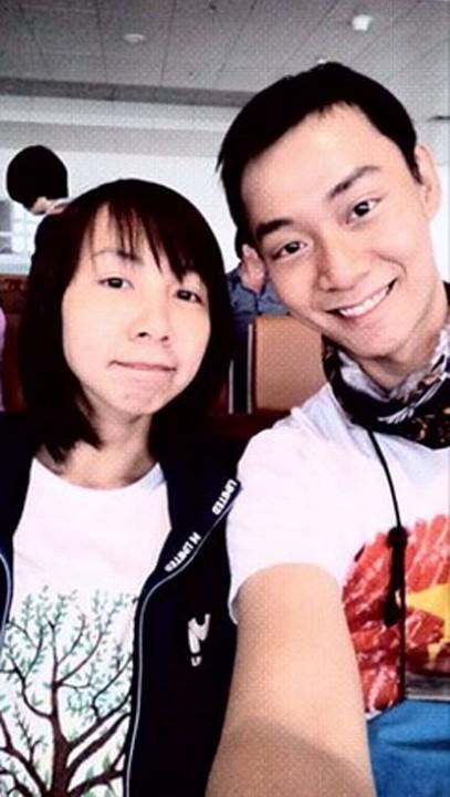 Nguyễn Mạnh Linh và Nguyễn Phương Thanh là hai bạn trẻ chưa có tin tức gì từ Nepal. Ảnh: từ facebook của một người bạn của Linh và Thanh.