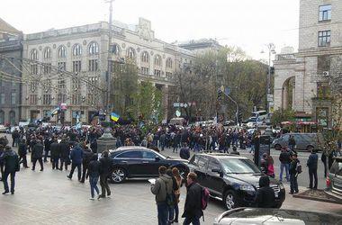 Thợ mỏ Ukraina biểu tình quy mô lớn tại Kiev