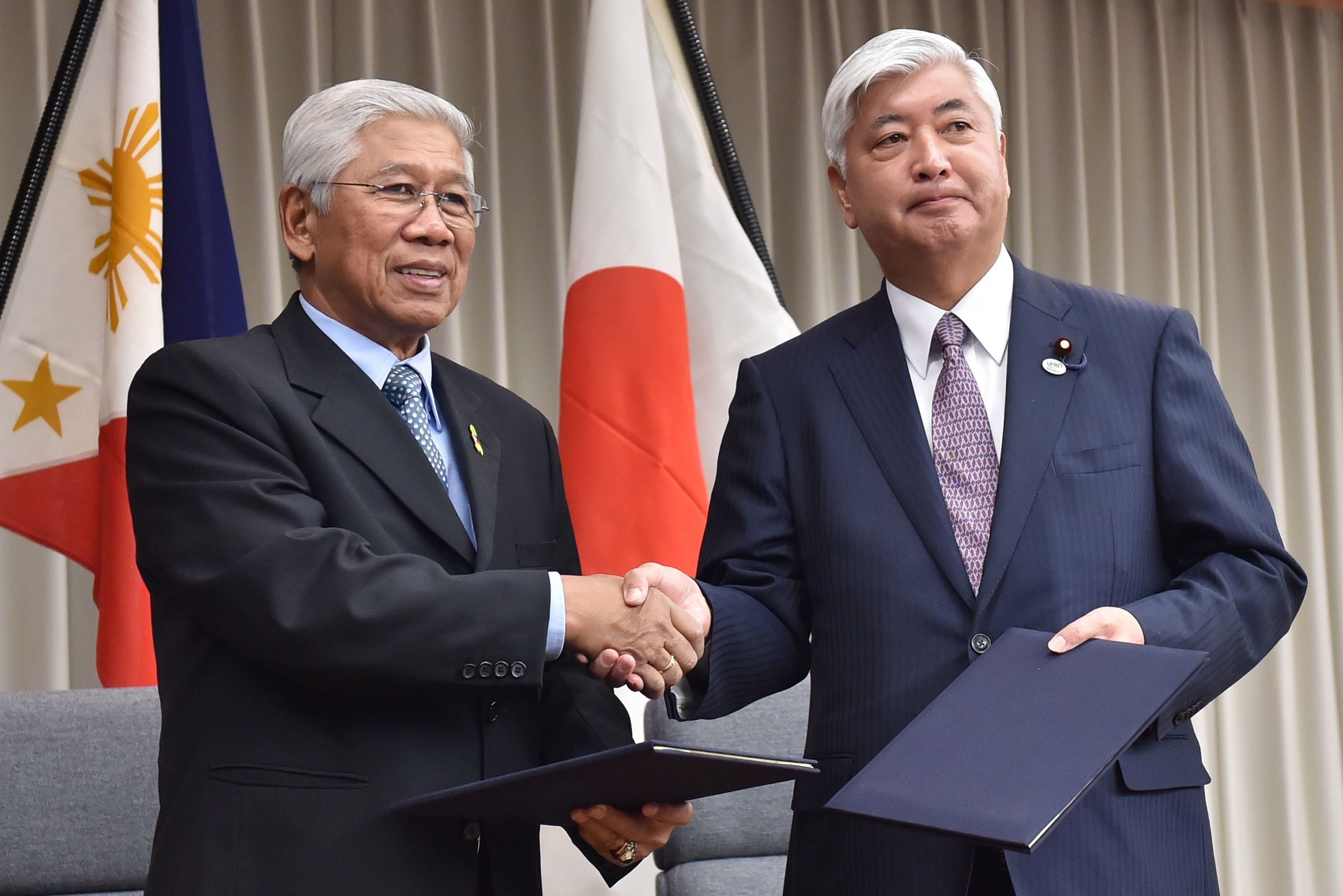 JAPAN-PHILIPPINES-DEFENCE