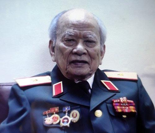 Thiếu tướng Huỳnh Đắc Hương.