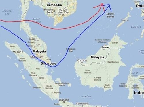 Kênh đào Kra sẽ cho phép  các tàu vận chuyển dầu và tàu buôn đi từ Trung Đông đến Trung Quốc không phải đi qua Eo biển Malacca.