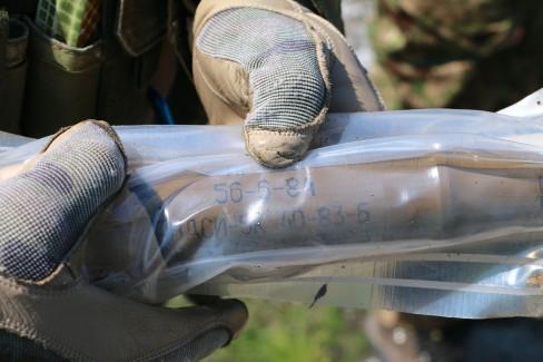 Một quả tên lửa chống tăng của Liên Xô từ năm 1984.
