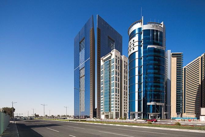 Ảnh: Qatar Financial Centre