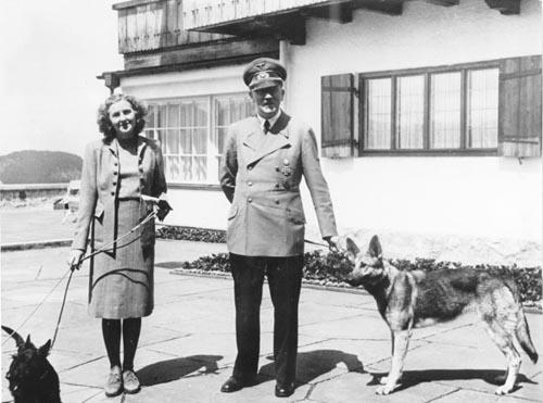 Hitler và người tình