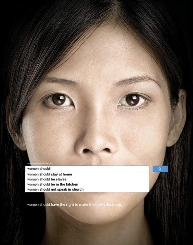 Tổ chức quốc tế về bình đẳng giới lên tiếng bảo vệ quyền của phụ nữ: Phụ nữ có quyền chọn lựa cuộc sống riêng, không bị áp đặt bởi bất kỳ ai.