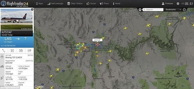 Không lâu sau khi trận đấu kết thúc, tỷ phú Donald Trump nhanh chóng rời Las Vegas trên chiếc Boeing 757. Nhờ di chuyển bằng phi cơ riêng nên ông tiết kiệm được thời gian quý báu.
