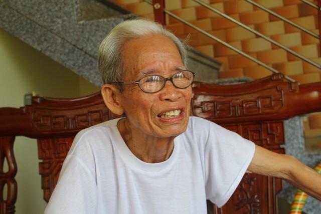 Ông Trần Chu Tinh (bố anh Tuấn Anh) luôn tin một ngày con trai sẽ trở về