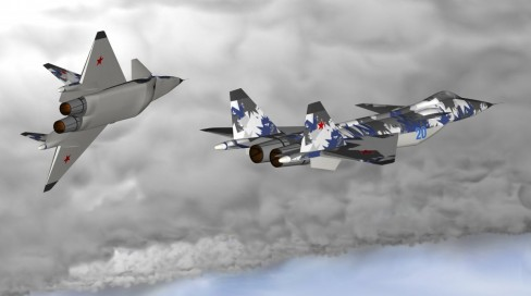 Dự án Mikoyan 1.44 (MiG 1.44) là  câu trả lời của Liên Xô cho máy bay thế hệ thứ 5 của Mỹ Advanced Tactical Fighter (ATF) vào năm 1980.
