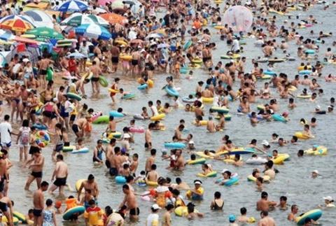 Bãi biển Dalian, Trung Quốc