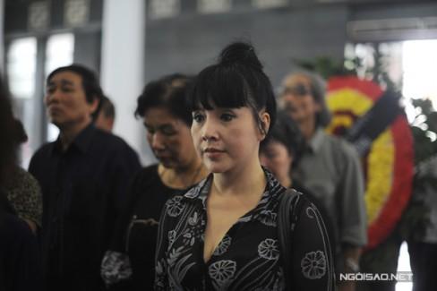 Thời trẻ, NSND Lan Hương người quá cố có rất nhiều kỷ niệm gắn bó khi cùng đóng phim chung.
